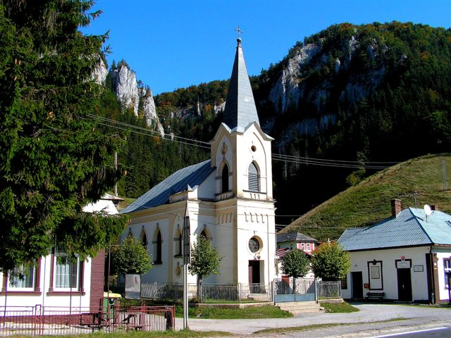 Stratenský kostolík