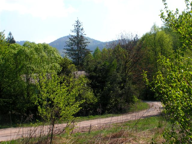 Cesta do doliny Hottergrundel