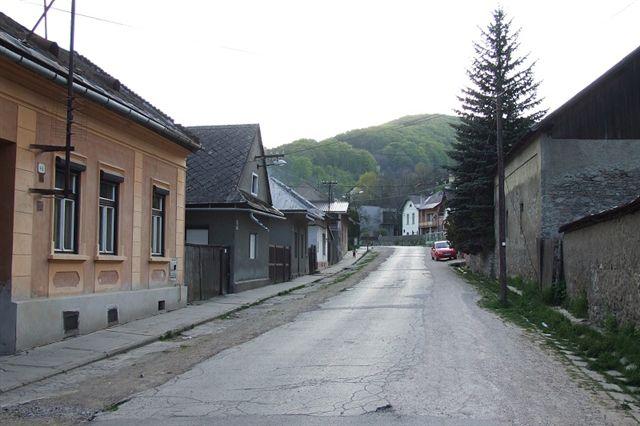 Hronská ulica